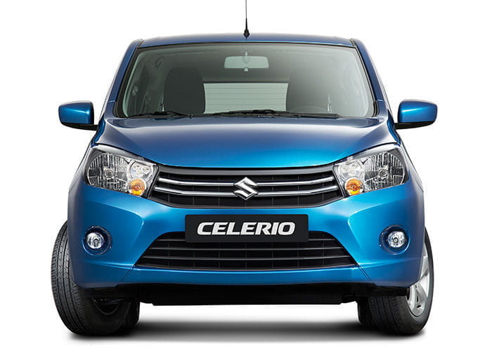 Suzuki Celerio 2014