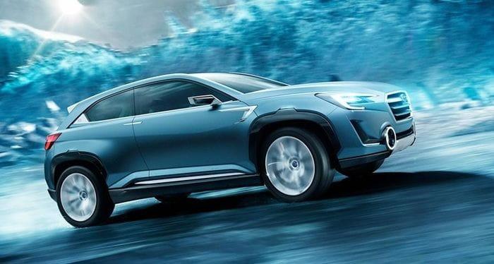 Subaru Viziv 2 Concept: ¿Nuevo SUV con destino a Europa?
