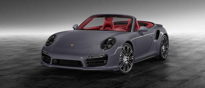 Porsche 911 turbo Cabriolet by Porsche Exclusive: otro ejemplo del programa de personalización de Porsche