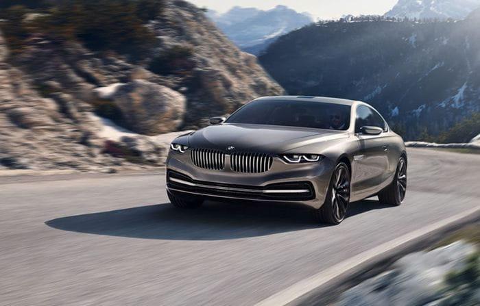 BMW Serie 9: el nuevo buque insignia que conseguirá hacer sombra a Rolls-Royce