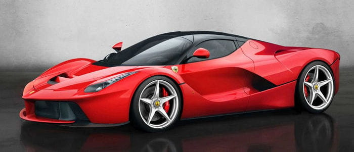 El Ferrari LaFerrari XX ya rueda en Nürburgring