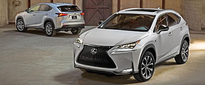 Gallería fotos de Lexus NX