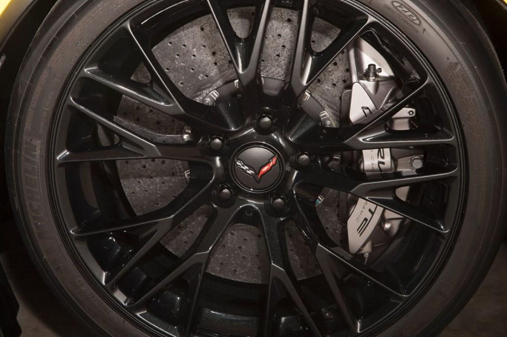 Chevrolet Corvette Z06 Convertible: altas prestaciones made in USA, ahora a cielo descubierto