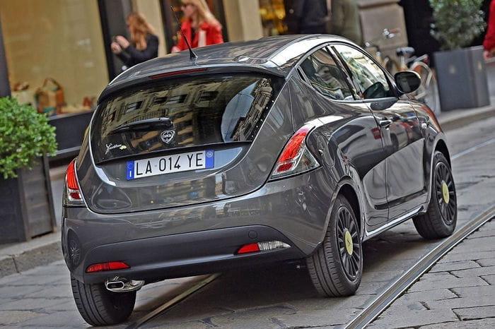 Lancia Ypsilon Elefantino 2014