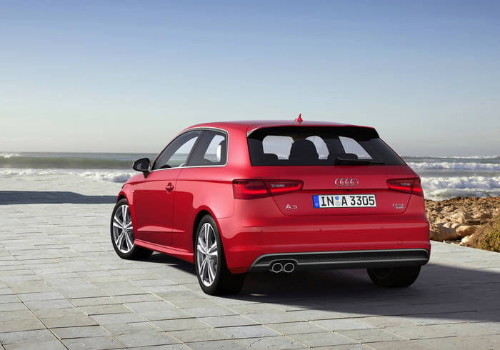 Los 3 cilindros legarán al Audi A1 y audi A3