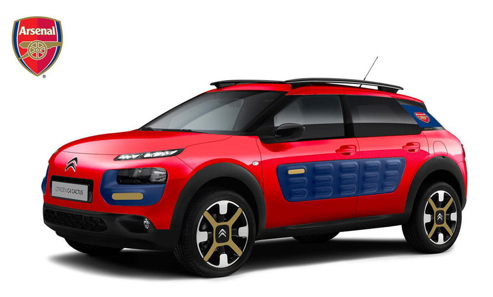 Citroën C4 Cactus Arsenal Edition