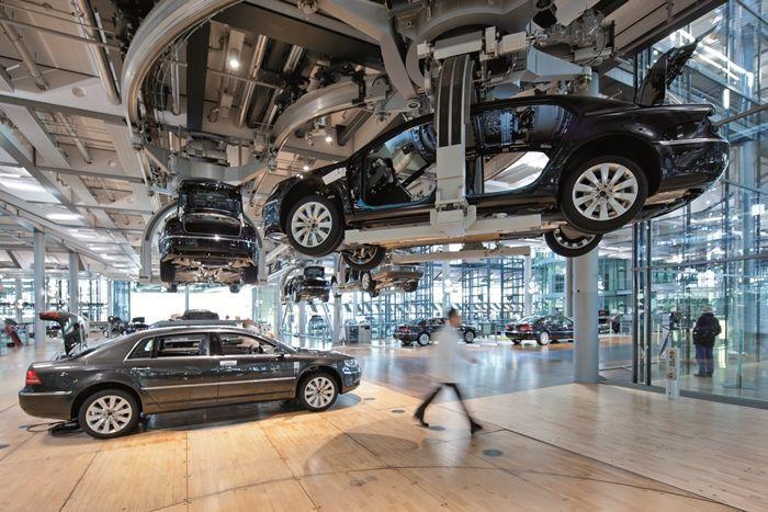 Confirmado: entre 2018 y 2019 llegará la nueva generación del Volkswagen Phaeton