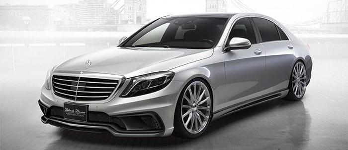 Un nuevo kit de carrocería para el nuevo Mercedes Clase S por Wald International