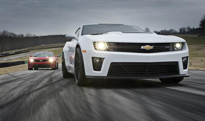 En 2016 conoceremos a la nueva generación del Chevrolet Camaro