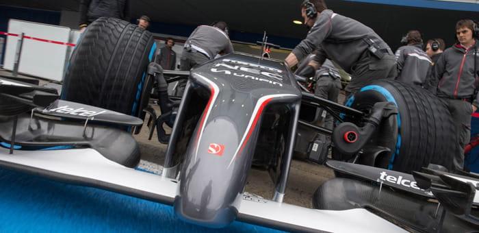 Fórmula 1. Sauber y la mala suerte