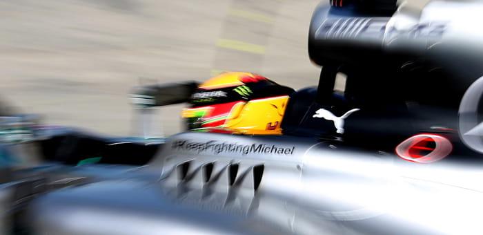 Fórmula 1. Mercedes AMG, literalmente sin rival