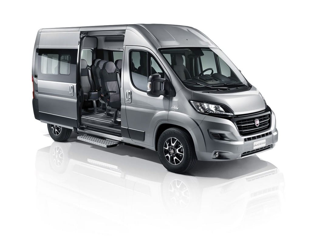 fiat ducato 2014 exterior 6 foto 5 de 20. Black Bedroom Furniture Sets. Home Design Ideas