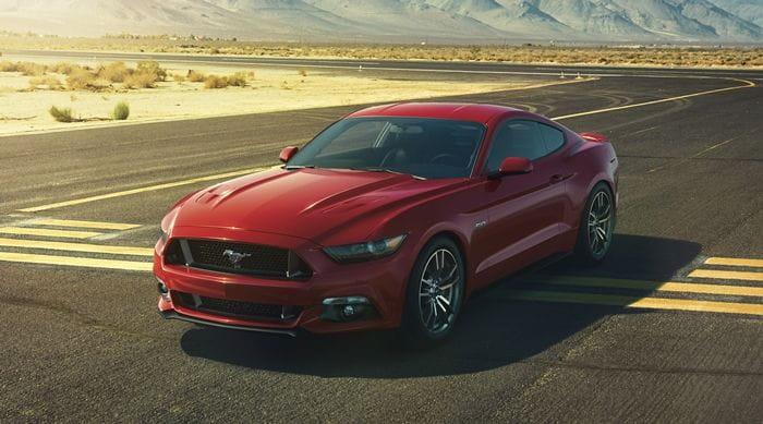 Los primeros 500 Ford Mustang europeos encontraron dueño en 30 segundos
