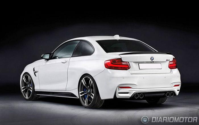 El BMW M2 se deja ver en vídeo por Nürburgring