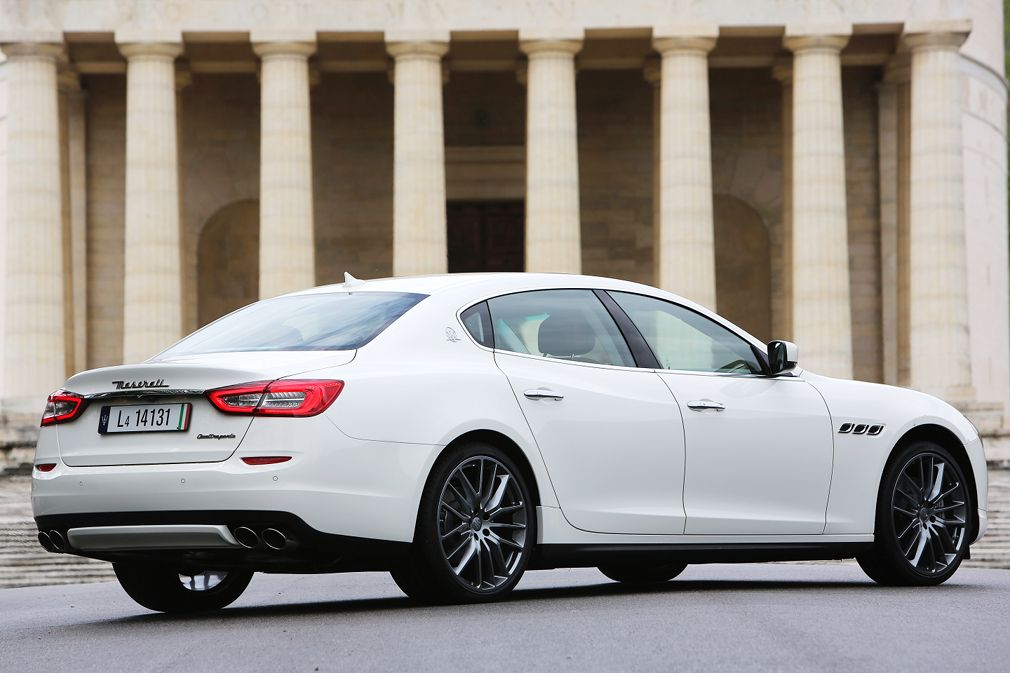 Maserati Quattroporte diésel, desde 107.060 euros en España