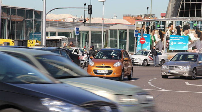 Servicio de Estacionamiento Regulado de Madrid
