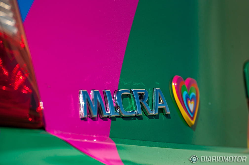 Nissan Micra Agatha Ruiz de la Prada