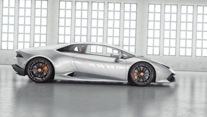 Lamborghini LP850-4 Huracan Lucifero