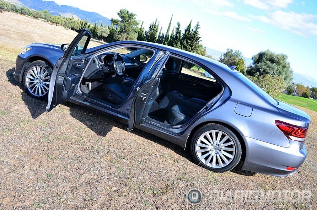 Lexus LS 600h L
