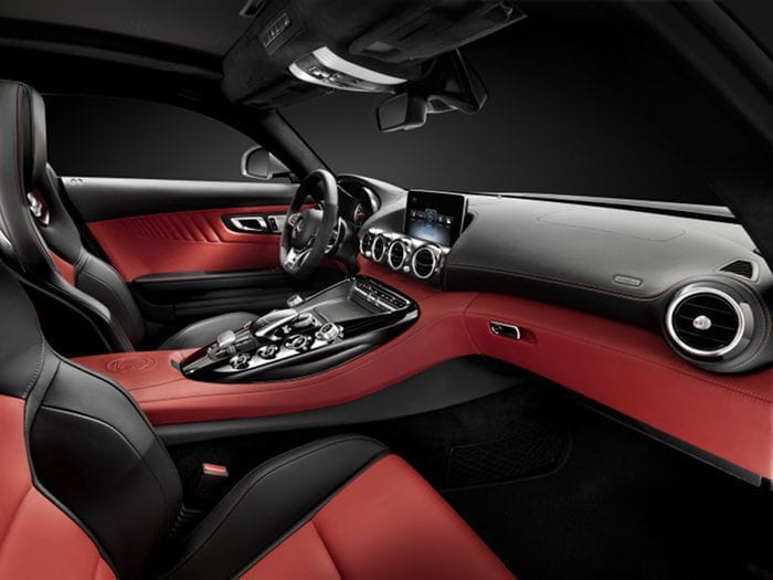 Mercedes AMG GT: es oficial, tendrá un V8 4.0 turbo de 510 caballos