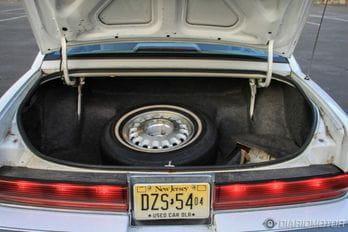 1996 Buick Roadmaster Collector's Edition, retroprueba de un fósil viviente. Un transatlántico de carretera