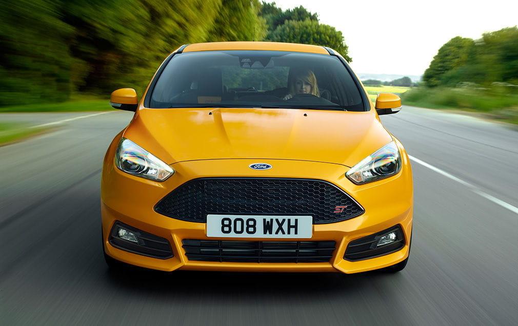 Ford Focus ST diésel
