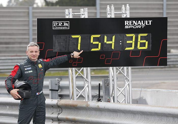 Renault Mégane RS Trophy-R