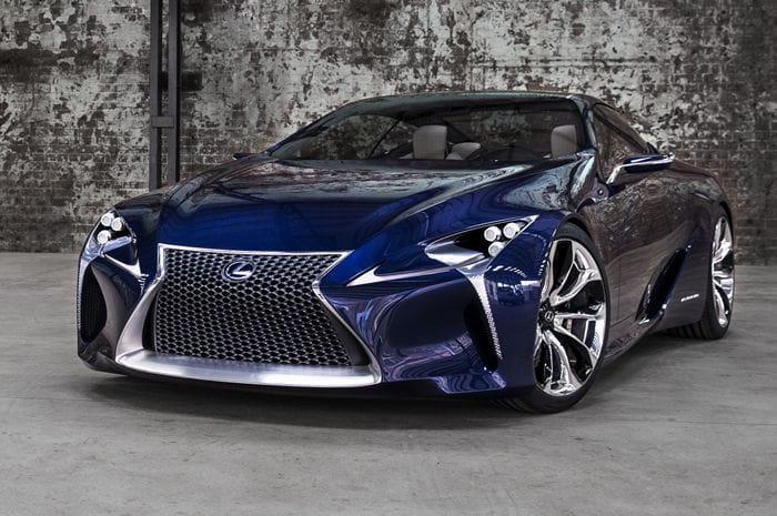 Hyundai Del Rio >> Un nuevo superdeportivo llegará a Lexus antes de 2020 - Diariomotor