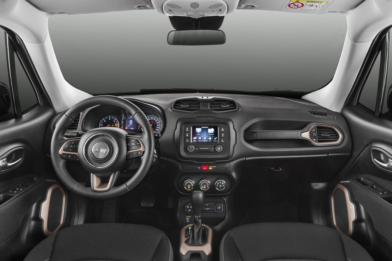 Jeep Renegade Interior >> Jeep Renegade: precios, prueba, ficha técnica y fotos