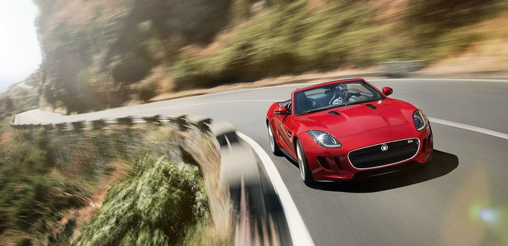 5 razones por las que siempre escogeré un Jaguar F-Type y no un Porsche 911