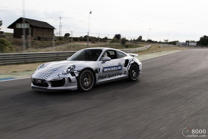 Dani Carretero y Michelin Pilot Sport Cup 2
