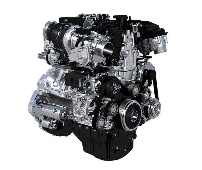 Ingenium de Jaguar Land Rover