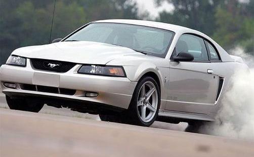 Mustang Boss 350