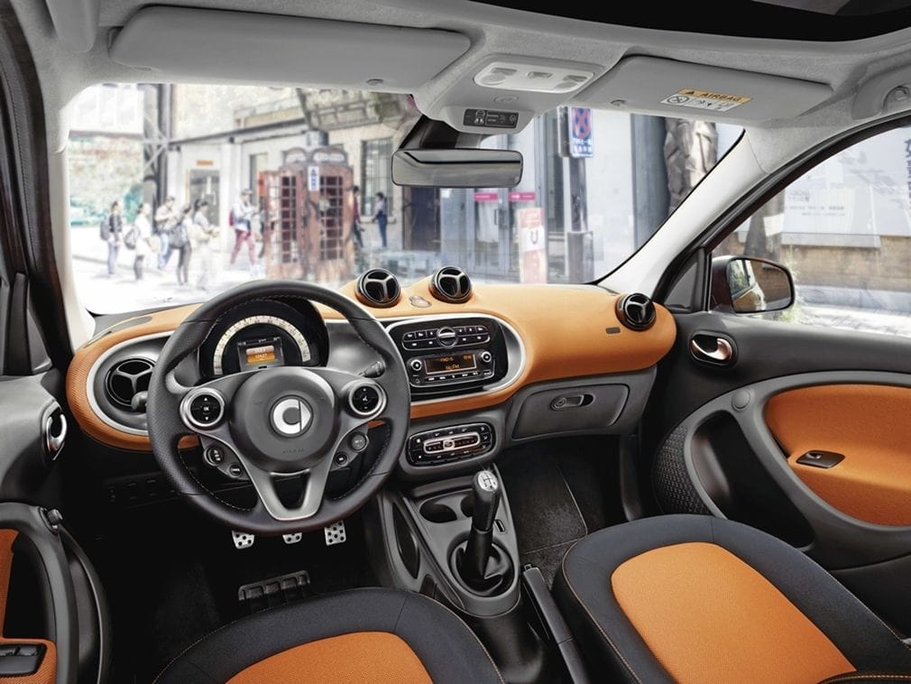 smart ForFour Vs Renault Twingo ¿Con cuál te quedas?