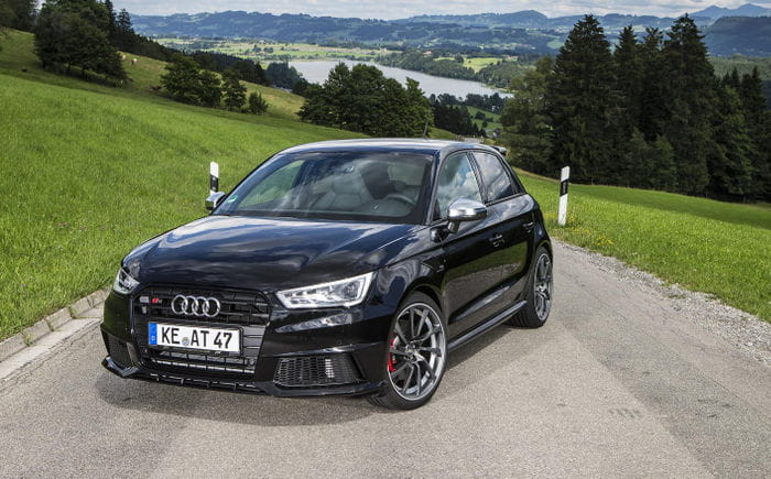 Prestaciones de bolsillo: 310 caballos para el Audi S1 por ABT