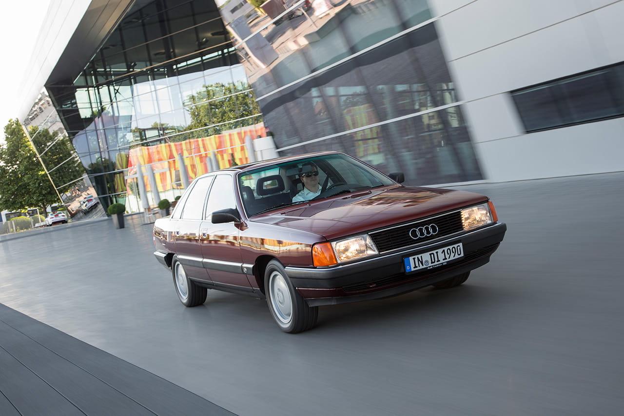 Audi 100 tdi el placer de conducir en un pionero del for Placer motors used cars