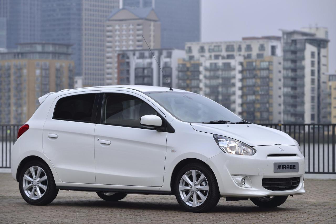 Mitsubishi Space Star: precios, noticias, prueba, ficha ...