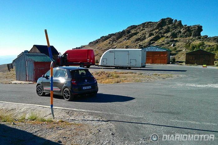 El paraíso de los prototipos y el Twingo RS camuflado que me persiguió