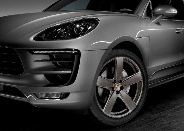 Porsche Macan Sport Design