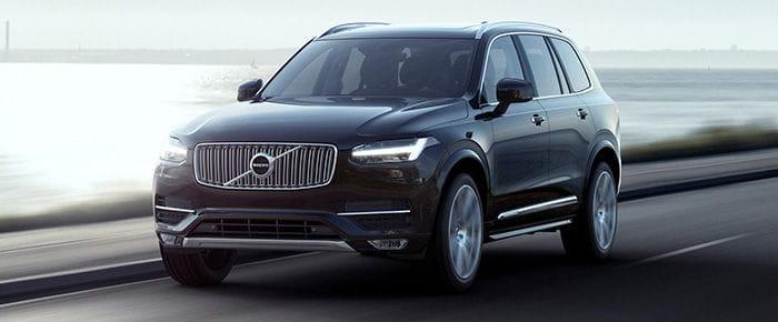 Gallería fotos de Volvo XC90