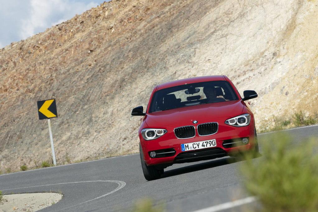 La idea de un BMW Serie 1 sedán sigue en pie… y podría llegar en forma de tracción delantera