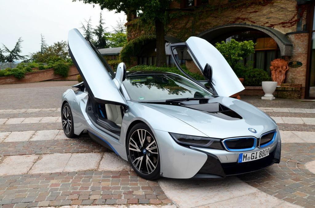 BMW i8: el sueño de los adolescentes de esta generación