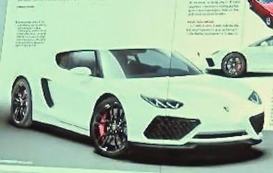 ¿Eres el nuevo Lamborghini Asterión?