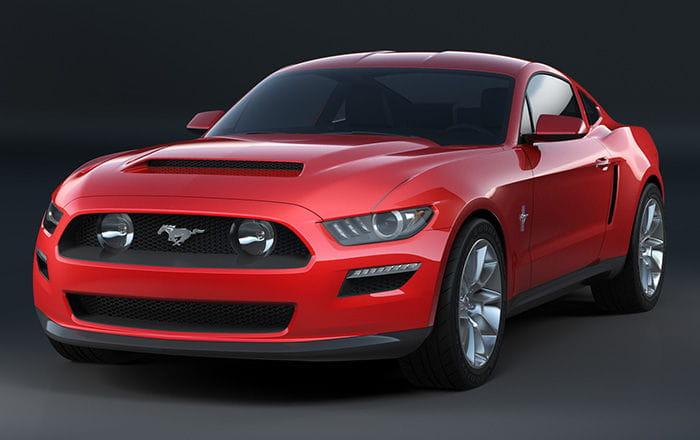 El golem: el Ford Mustang 2015 podía haber sido muy diferente