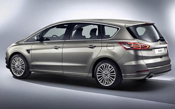 Fuentes de Información - Con todos ustedes, el nuevo Ford S-MAX 2015