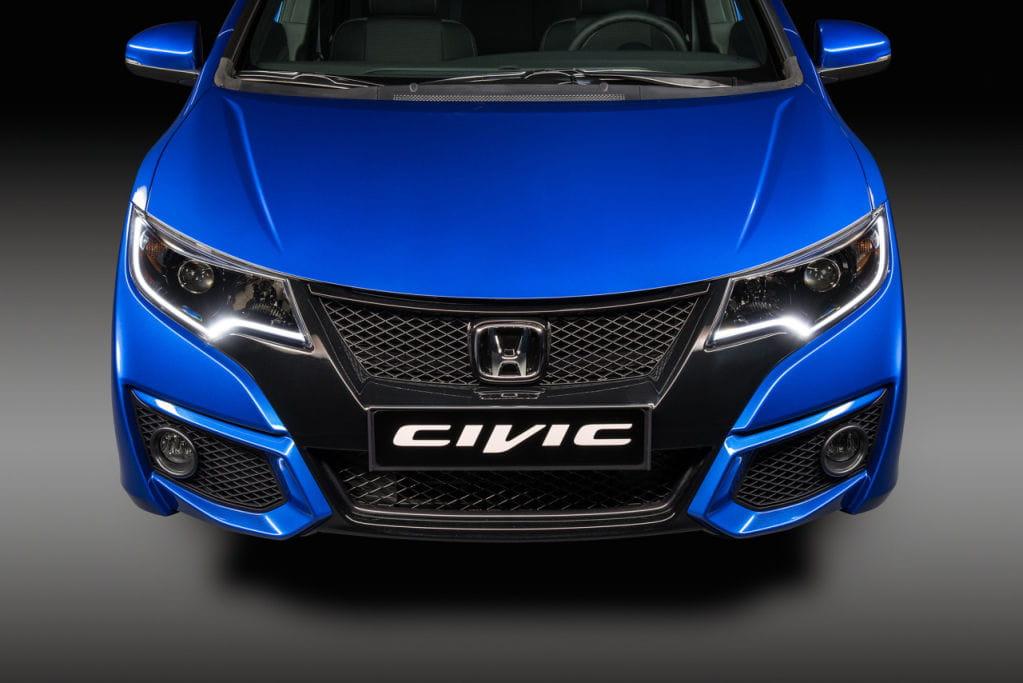 Honda Civic 2015: la nueva imagen, moderna y tecnológica