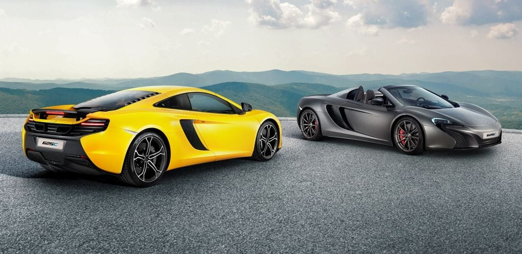 McLaren 625C: ¿Por qué fabricar un deportivo menos radical?