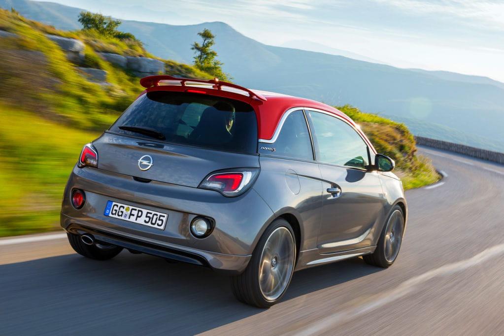 Opel ADAM S: la familia ADAM crece con un mini-GTI