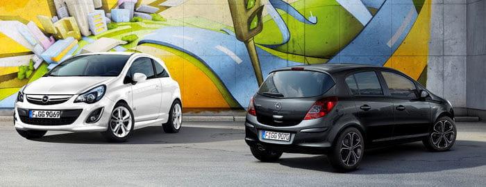 Gallería fotos de Opel Adam