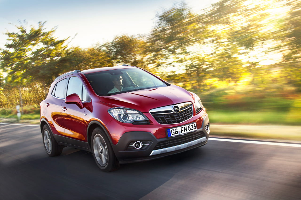 el opel mokka estrena en 2015 el nuevo 1 6 cdti de 136 cv por qu est bamos esperando su. Black Bedroom Furniture Sets. Home Design Ideas